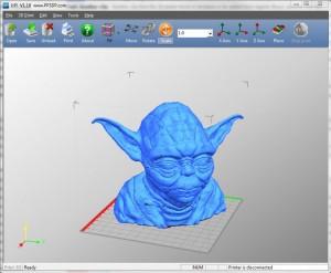3Dプリンタ ソフト