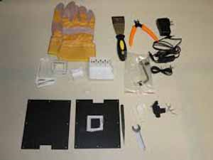 3Dプリンターと一緒に買取り可能な付属品等。