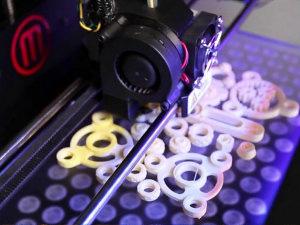3Dプリンタの出力の流れ