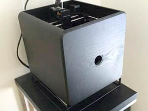 3Dプリンター アーモンド
