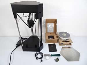 FLUX DELTA 3Dプリンター 付属品